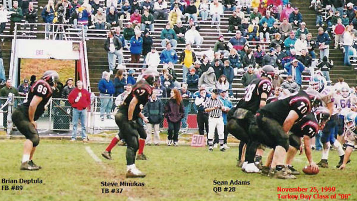 Sean Adams QB '99